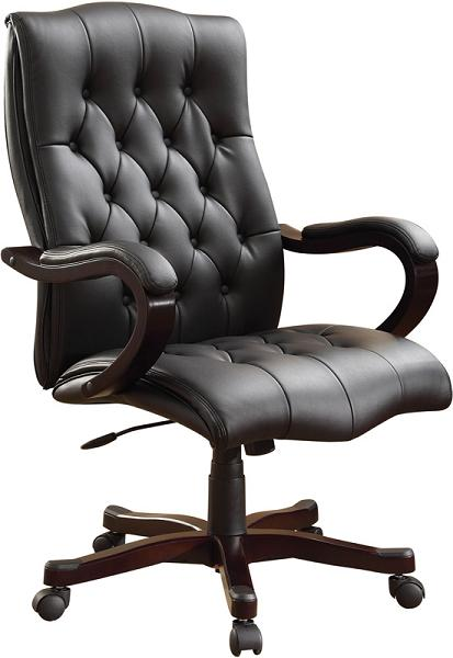 leather executive chair leather executive chairs executive office furniture 16625 | leatherjx