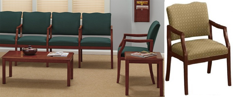 Medical Reception Area Furniture