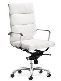 white office chairs | modern office chairs | office chairs