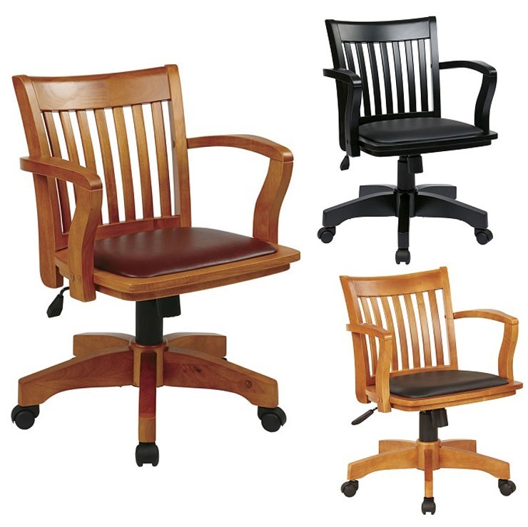 Black Bankers Chair
