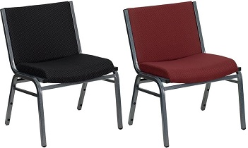 Heavy Duty Stack Chairs