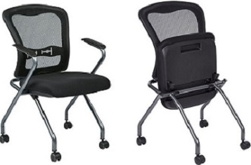CONFERENCE CHAIRS - Conference table chairs with wheels